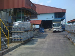 PTT FACTORY AT BangKok
